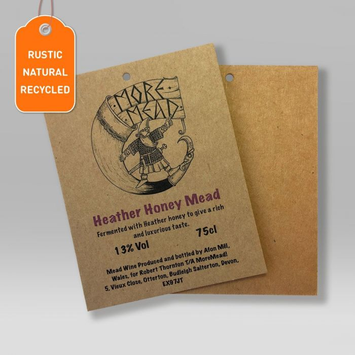Brown Kraft Swing Tags