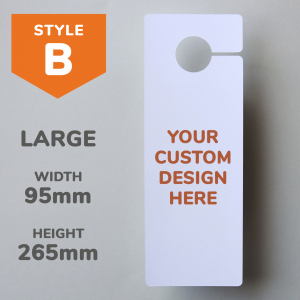 Door Hanger B