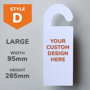 Door Hanger D