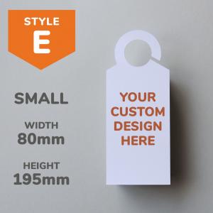 Door Hanger E