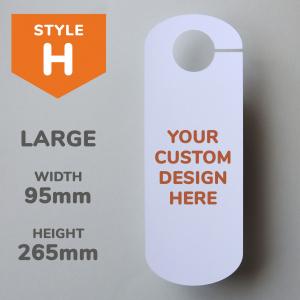 Door Hanger H
