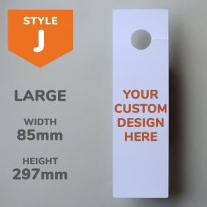 Door Hanger J