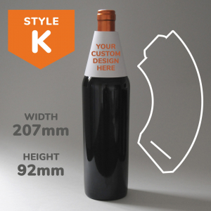 Bottleneck Cone Collar K