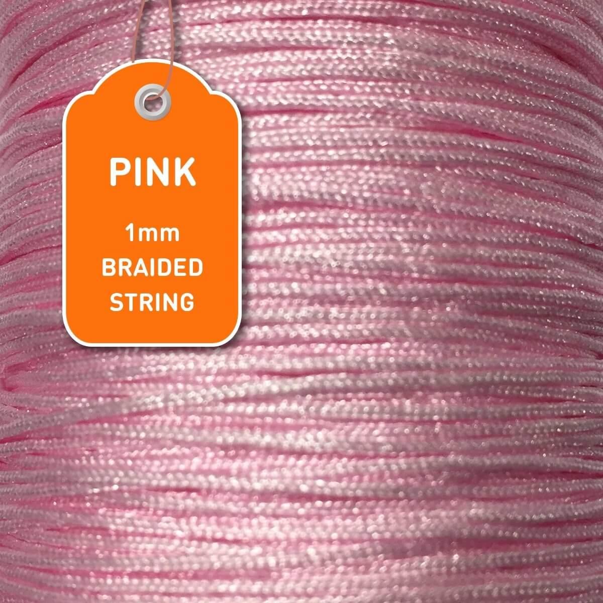 pink-string