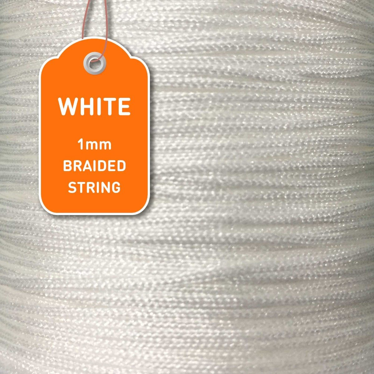 white-string