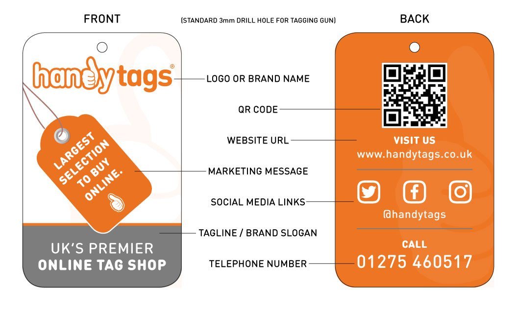 what is a swing tag also known as hang tickets or labels